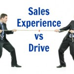 Sales Experience or Drive: Which is More Important?