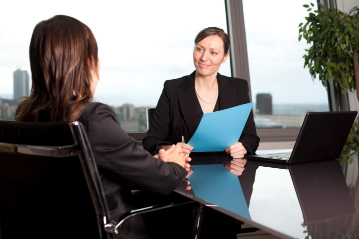 conduct an objective sales interview