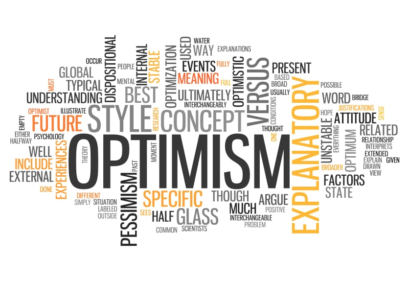the importance of optimism to an individuals success Sezgin, erdogan / academic optimism, hope and zest for work as predictors of teacher 9 action plans (zeldin et al, 2008) bandura (2012) considers self-efficacy as a variable that directly.